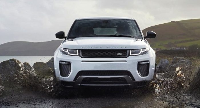 2017 Range Rover Evoque 2.0 L Petrol Launched in India; Priced At INR 53.20 Lakhs