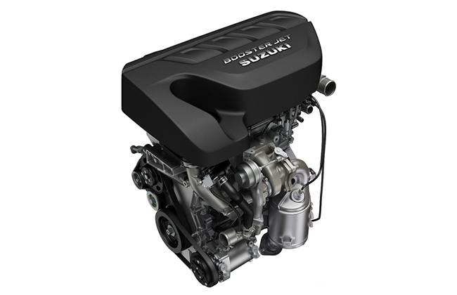 suzuki 1.0 boosterjet engine