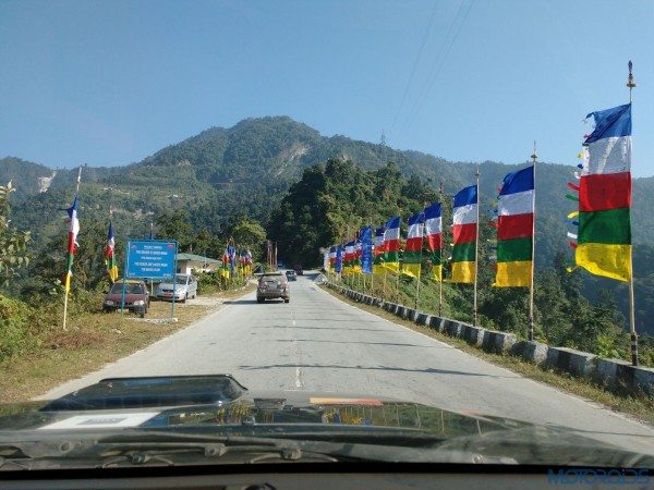 2015 BBIN Rally - From Phuentsholing to Thimphu and nightlife (2)