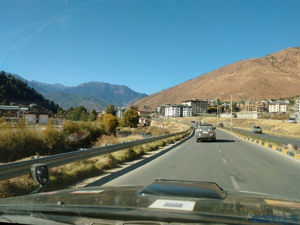 2015 BBIN Rally - From Phuentsholing to Thimphu and nightlife (27)