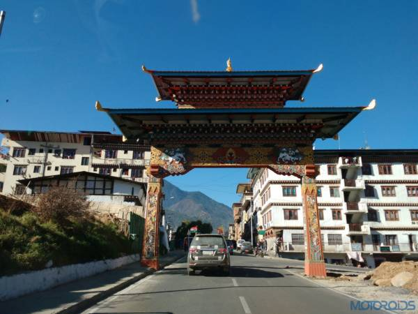 2015 BBIN Rally - From Phuentsholing to Thimphu and nightlife (29)
