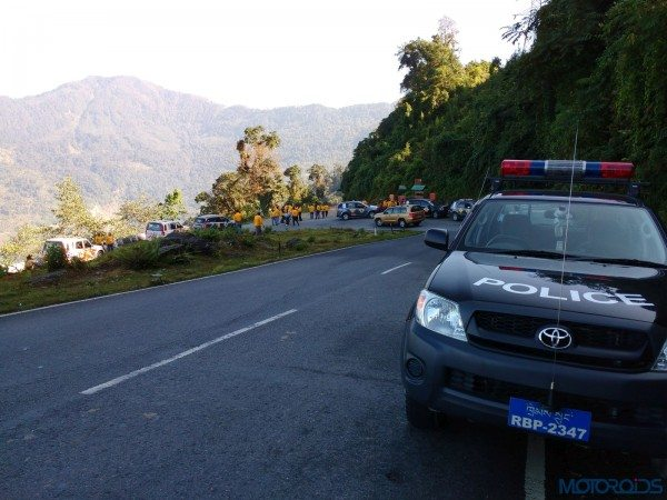 2015 BBIN Rally - From Phuentsholing to Thimphu and nightlife (4)