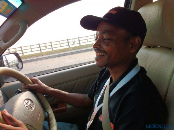 2015 BBIN Rally Monmat Naik