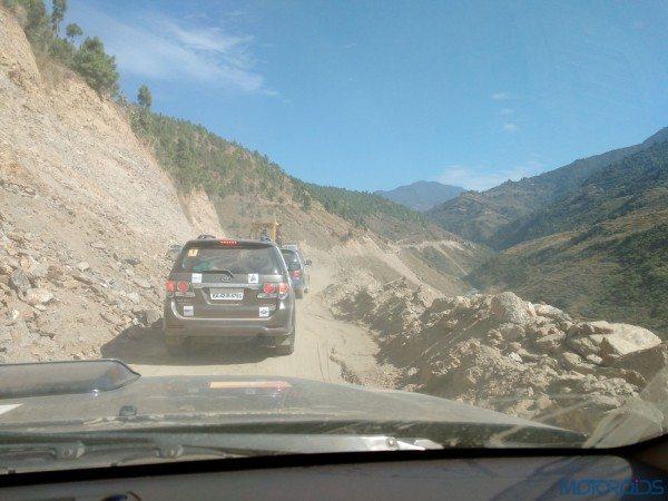 2015 BBIN Rally - Thimphu to Bhumthang (14)