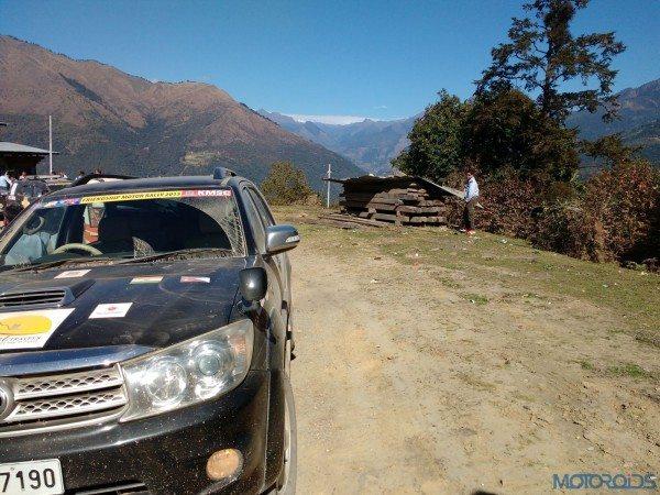 2015 BBIN Rally - Thimphu to Bhumthang (22)