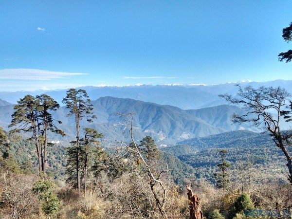 2015 BBIN Rally - Thimphu to Bhumthang (5)