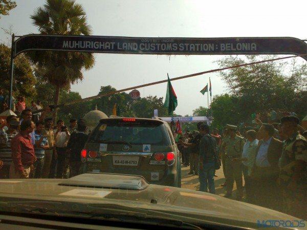 2015 BBIN rally - Agartala to Chittagong (5)