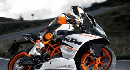 India spec 2016 KTM RC390 rumoured to skip aluminium exhaust, will receive ride-by-wire and slipper clutch