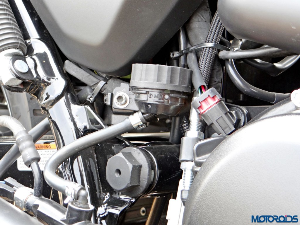 2016 Harley Davidson Street 750 Dark Custom Review (32)
