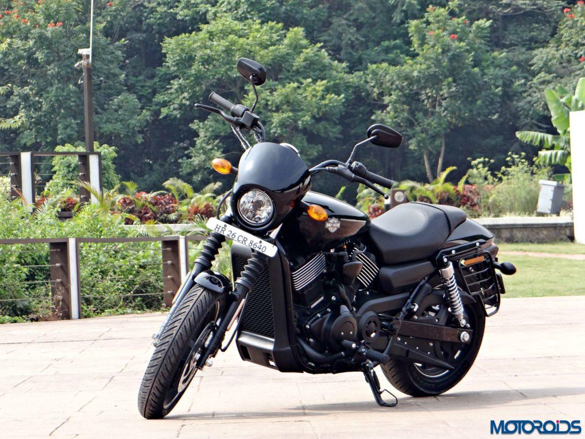 2016 Harley Davidson Street 750 Dark Custom Review (39)
