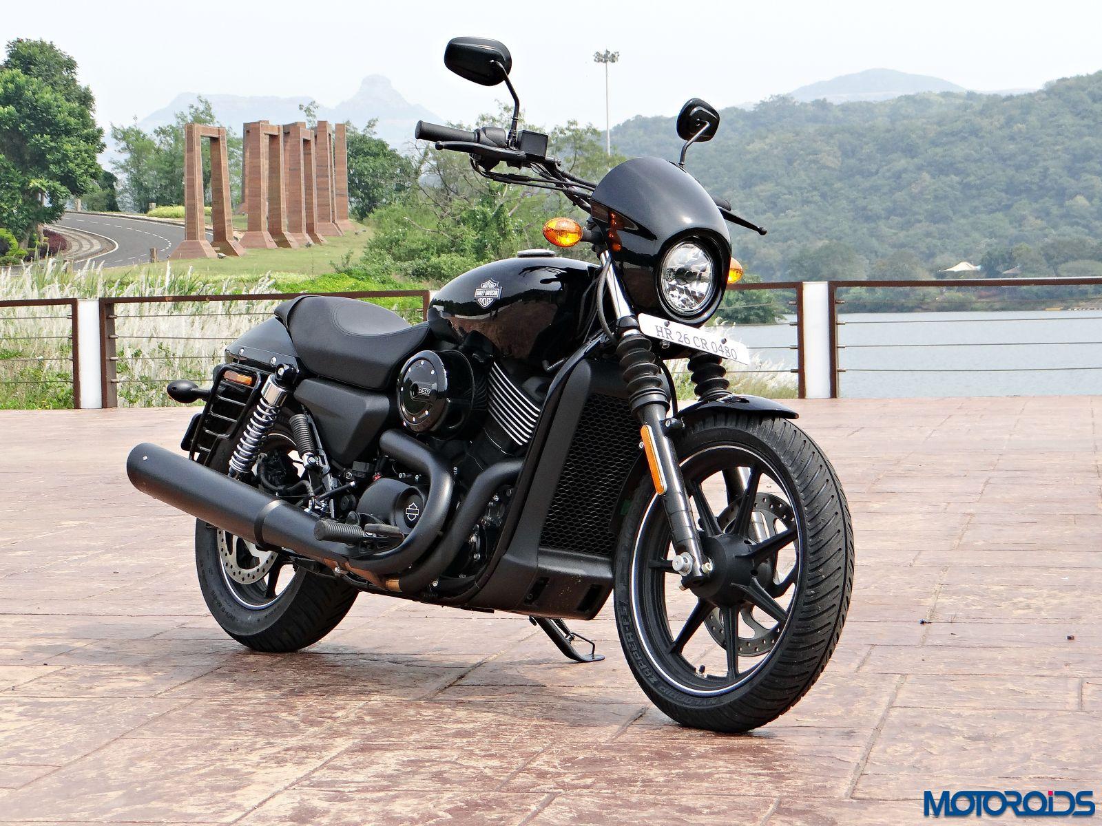 Harley Davidson New Frame