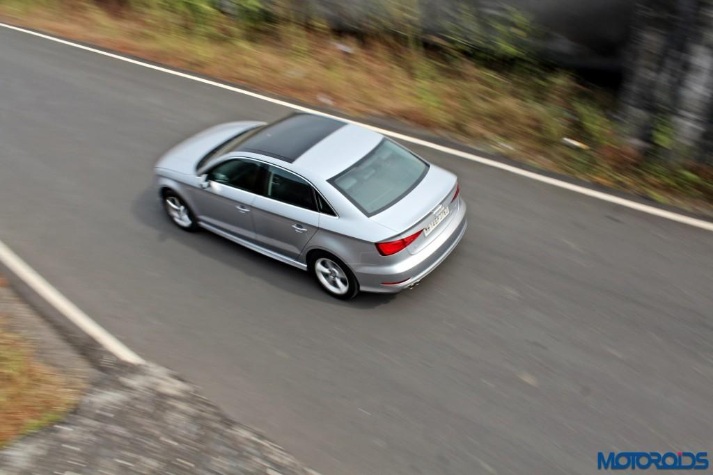 Audi A3 1.8 TFSI petrol action (3)