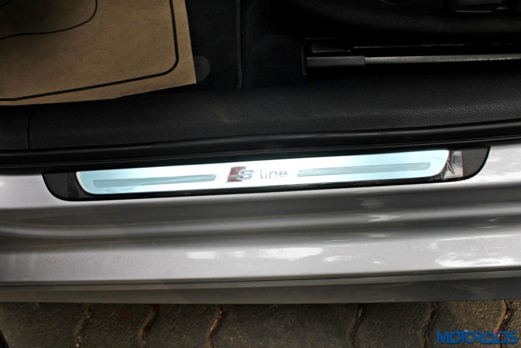 Audi A3 1.8 TFSI petrol interior (8)
