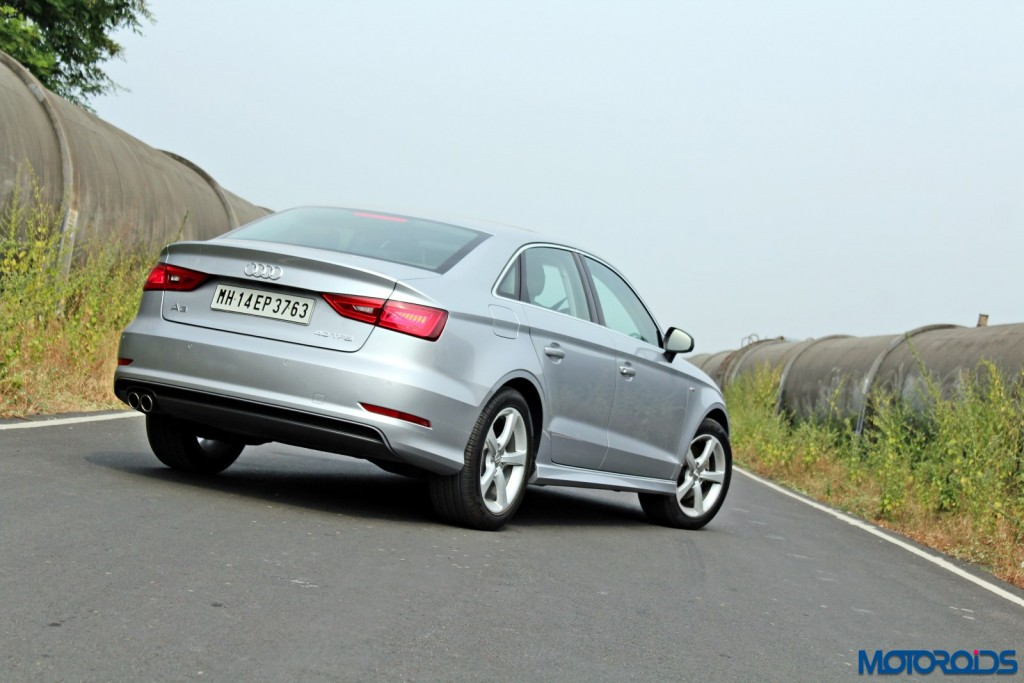 Audi A3 1.8 TFSI petrol review (2)