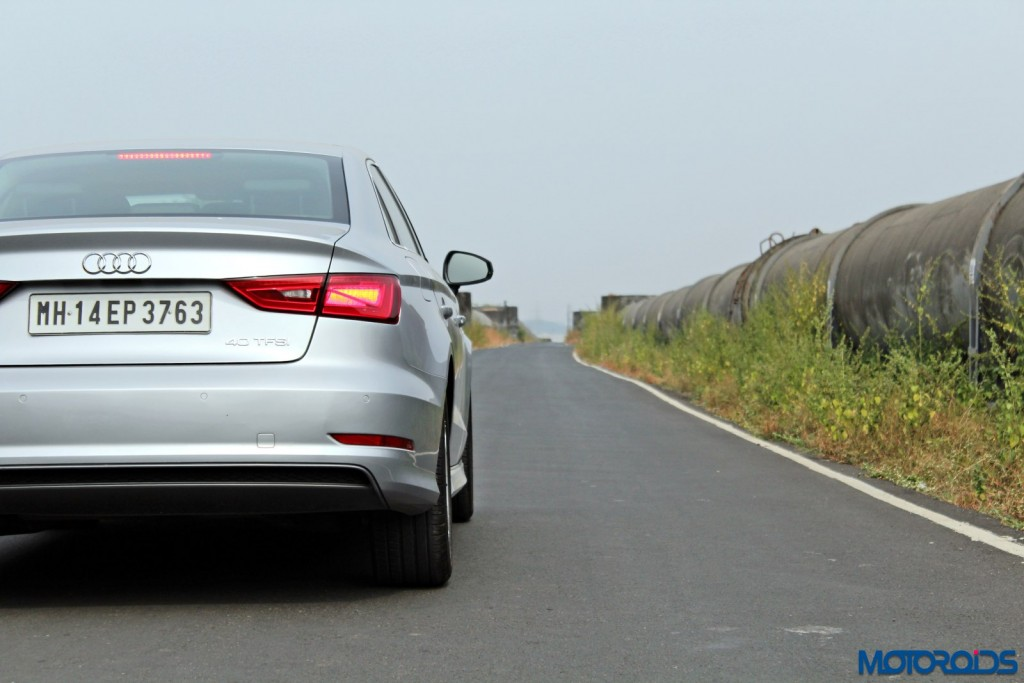 Audi A3 1.8 TFSI petrol review (3)