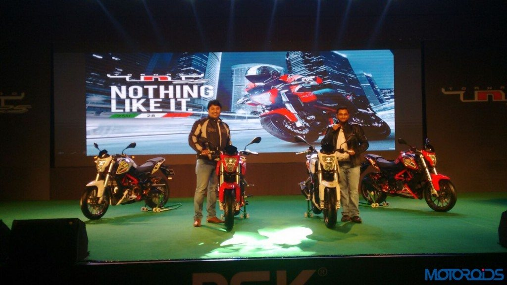 Benelli TNT 25 India Launch (12)