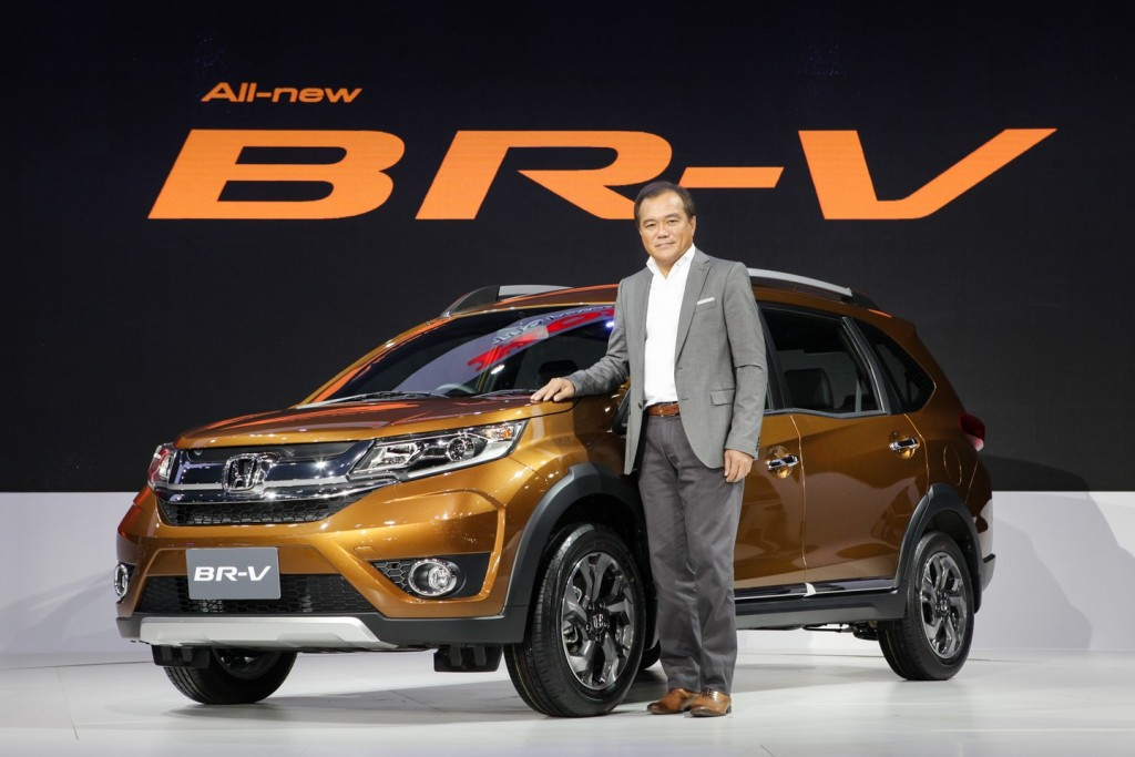 Honda BR-V launched