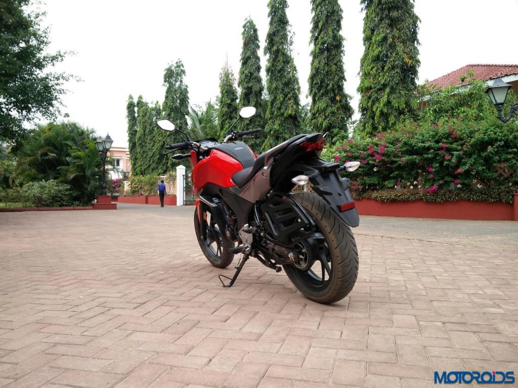 Honda CB Hornet 160R (14)
