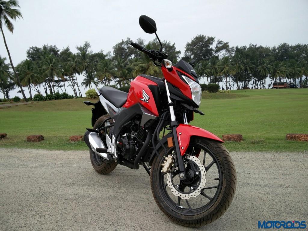 Honda CB Hornet 160R (15)