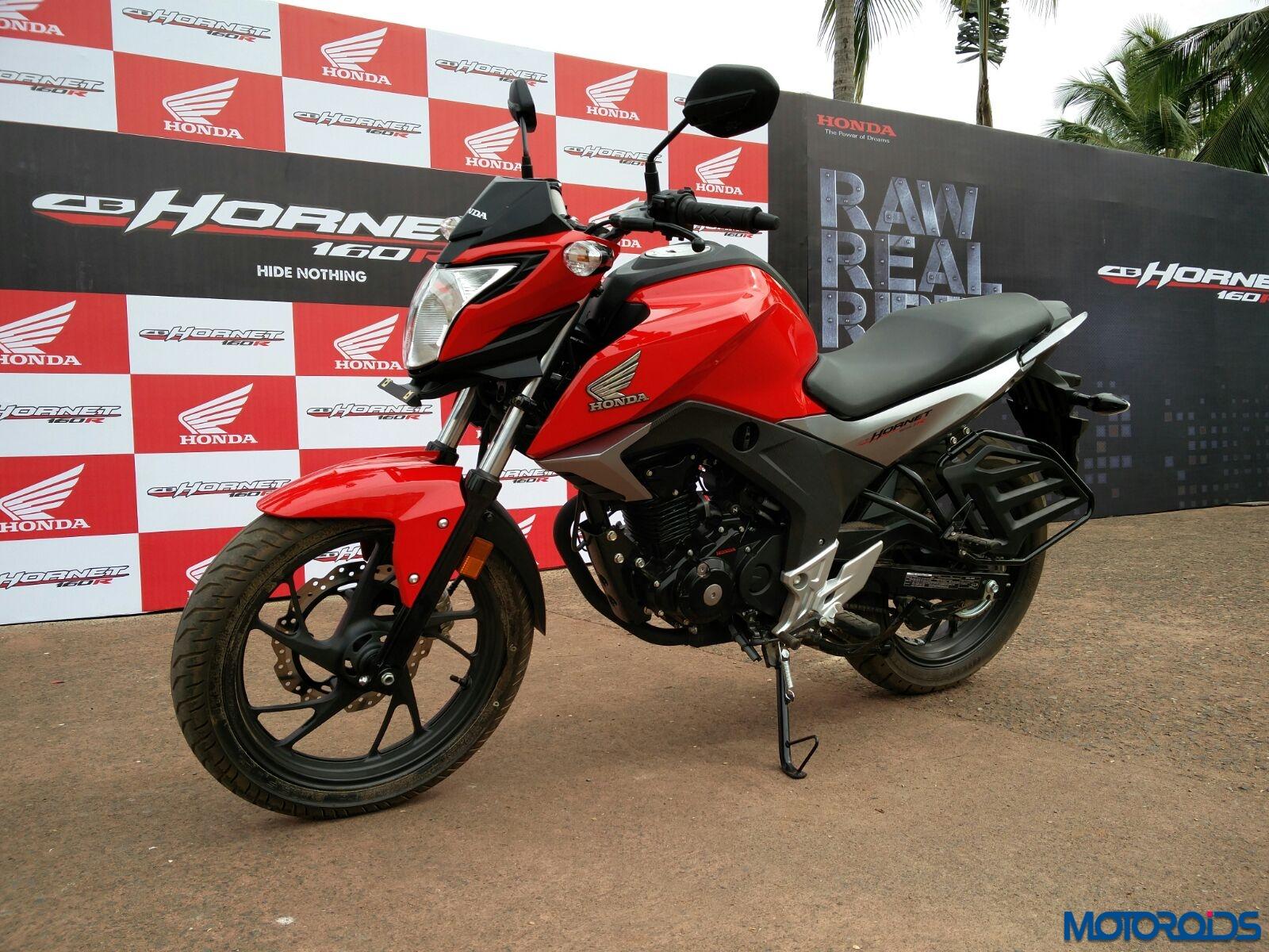 Honda CB Hornet 160R (16)