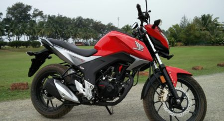 Honda CB Hornet 160R first ride review, images, specs and details : Dressy Diligence