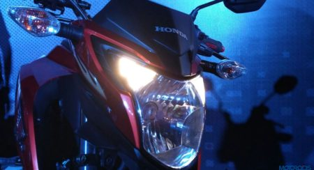 Honda CB Hornet 160R: All the images and details