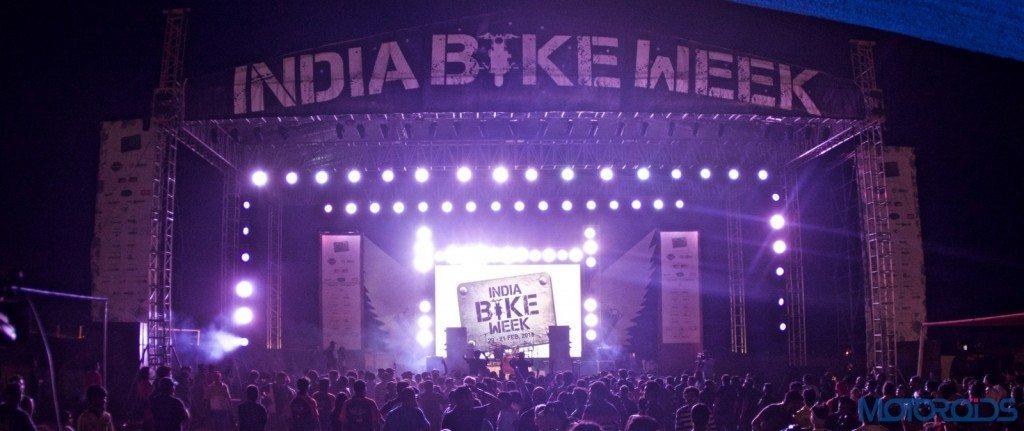 India Bike Week 2016