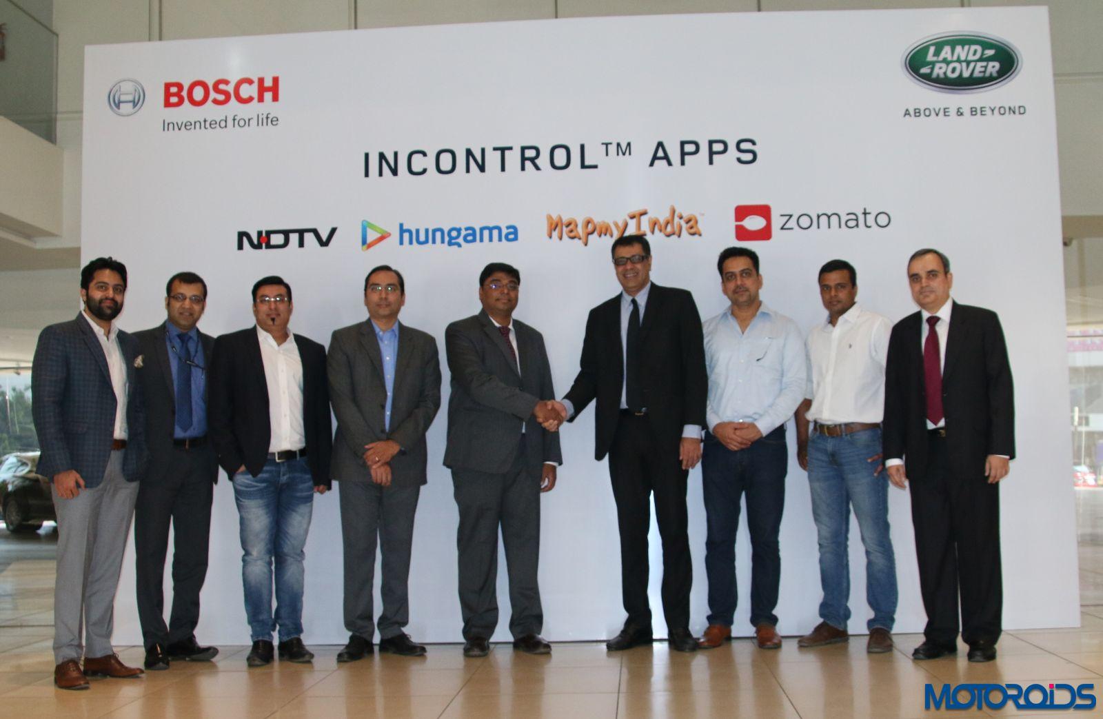 Jaguar Land Rover India Announces Incontrol Apps%2c An Innovative New Smartphone Integration Platform