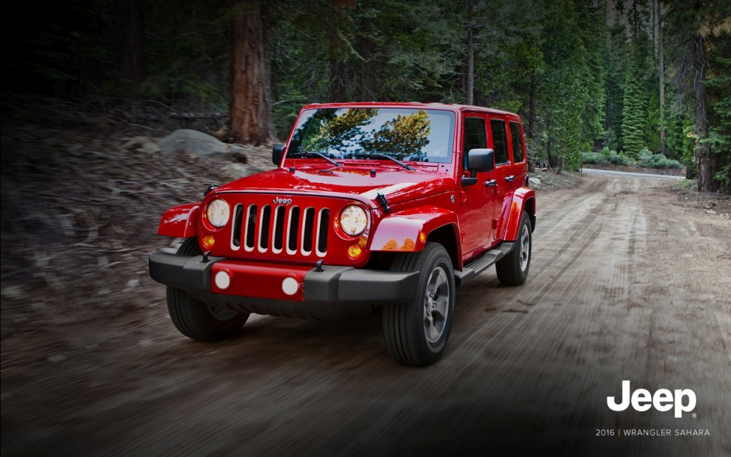 Jeep 2016 Wrangler Unlimited