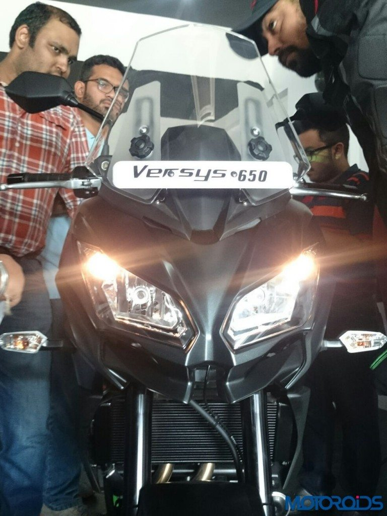 Kawasaki Versys 650 India Launch - 5