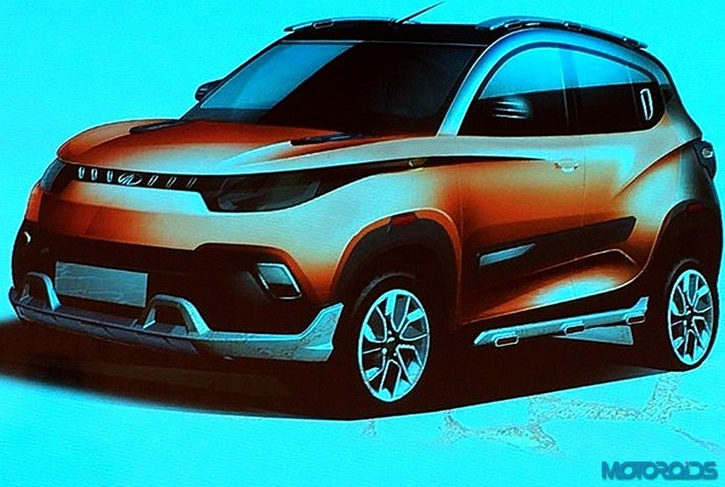 Mahindra KUV100 Design (1)