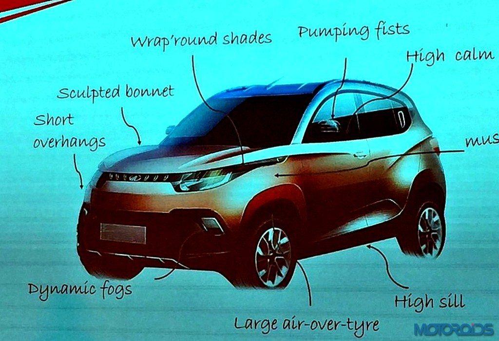 Mahindra KUV100 Design (2)
