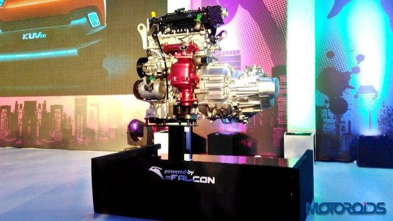Mahindra mFalcon engine (6)