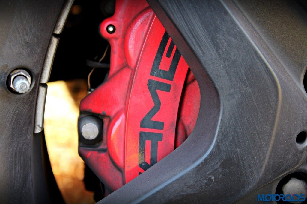 Mercedes AMG G63 Crazy Colour AMG brake pads(62)