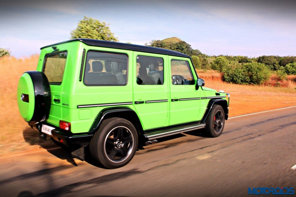 Mercedes AMG G63 Crazy Colour Motion shots(17)