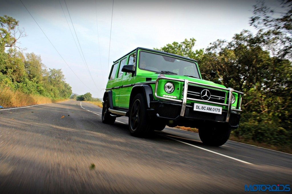 Mercedes AMG G63 Crazy Colour Motion shots(24)