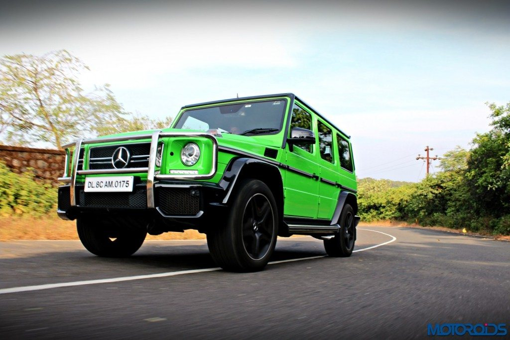 Mercedes AMG G63 Crazy Colour Motion shots(27)