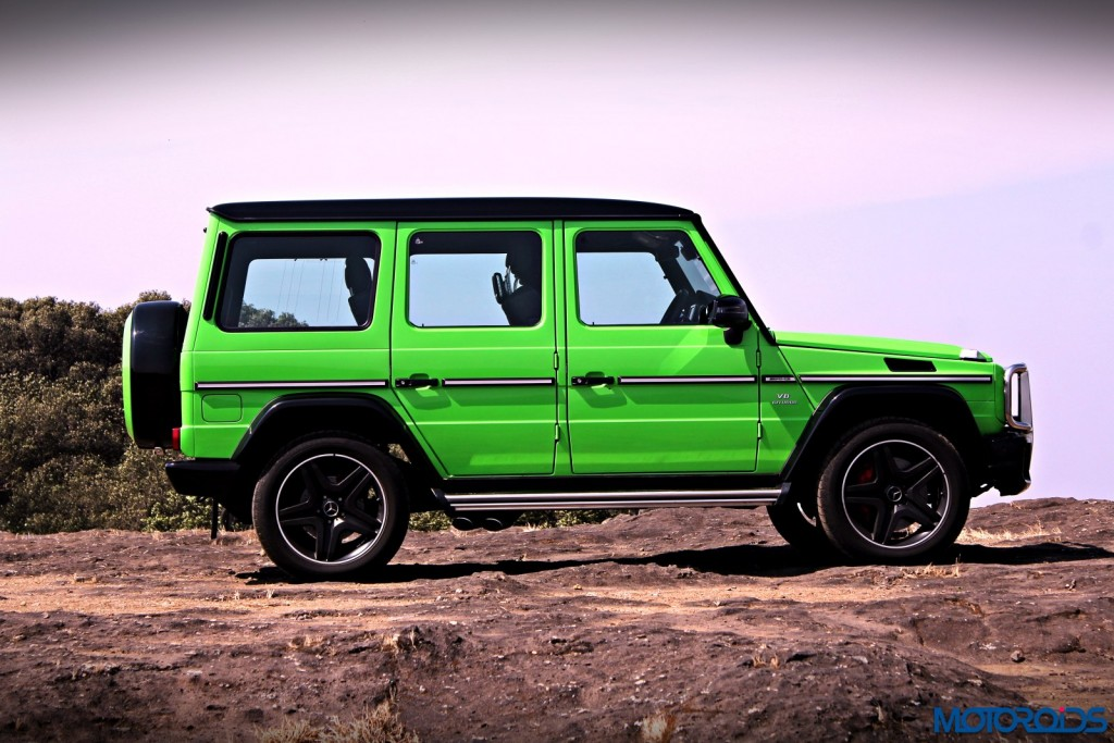 Mercedes AMG G63 Crazy Colour Off the road(173)