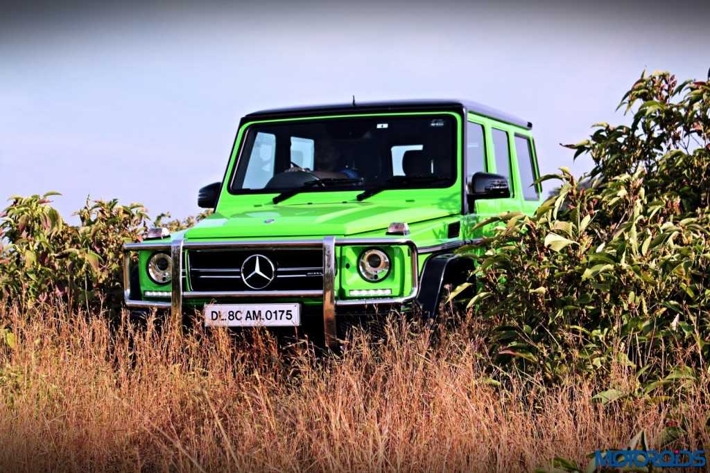 Mercedes AMG G63 Crazy Colour Off the road(31)