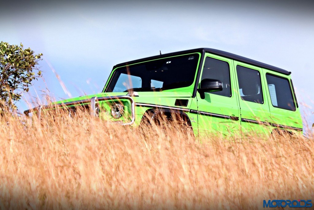 Mercedes AMG G63 Crazy Colour Off the road(33)