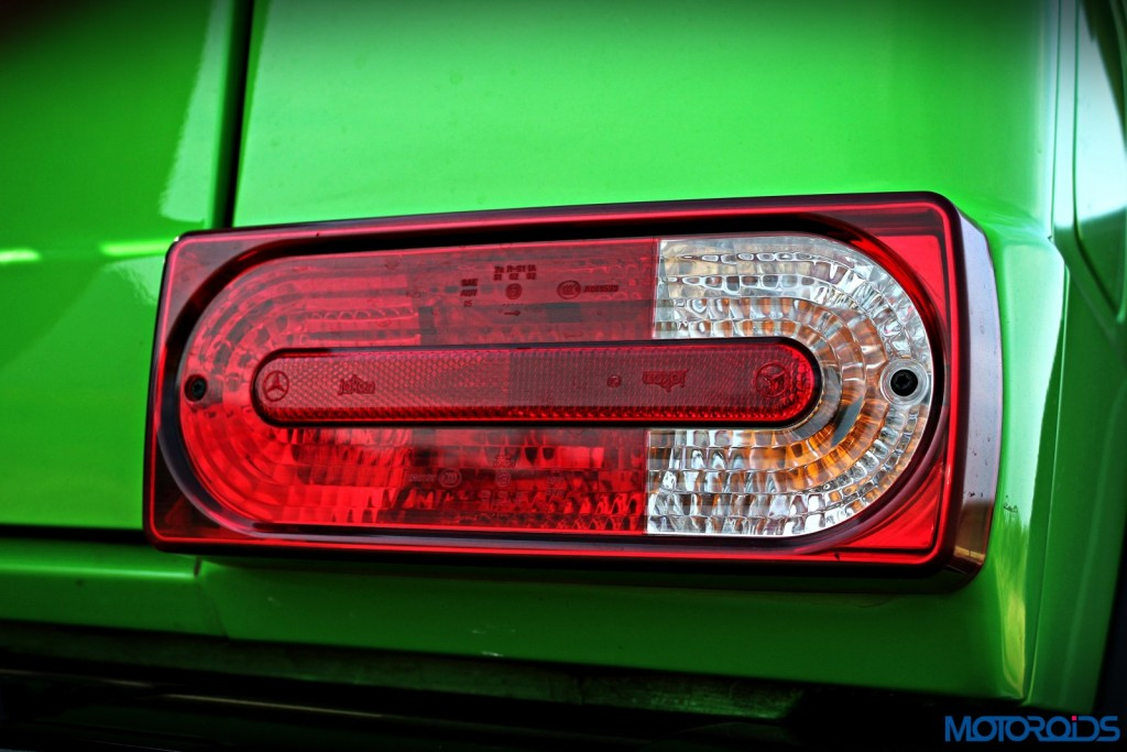 Mercedes AMG G63 Crazy Colour Tail light(46)