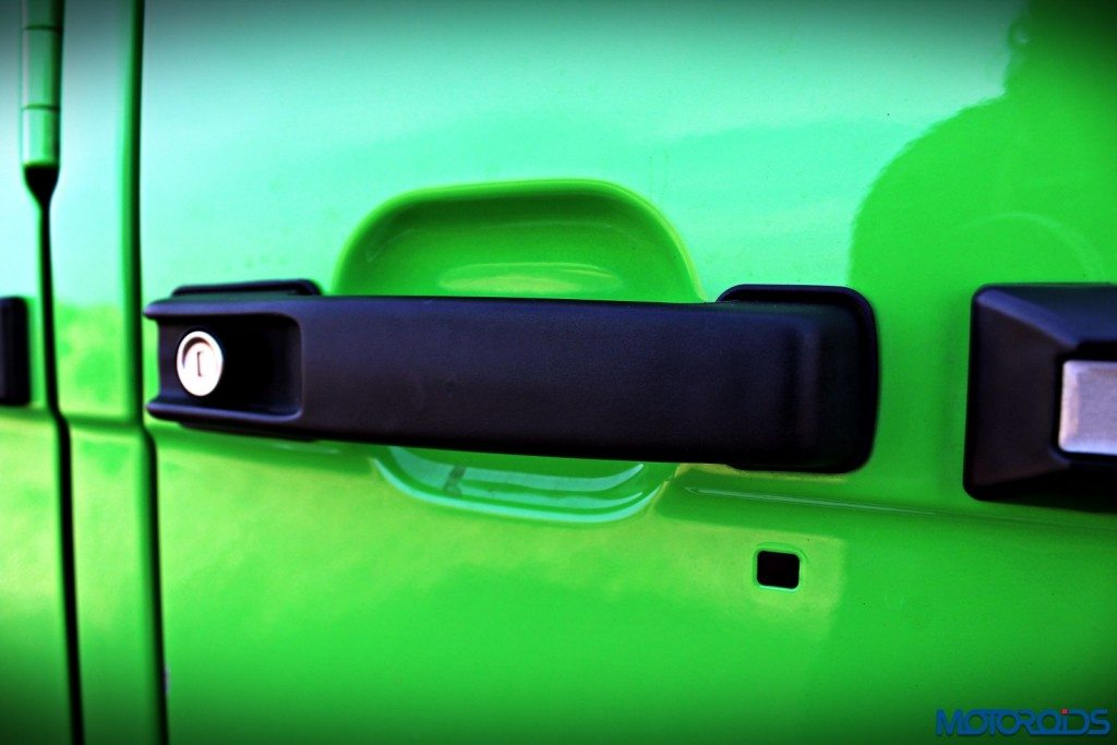 Mercedes AMG G63 Crazy Colour door handle(44)