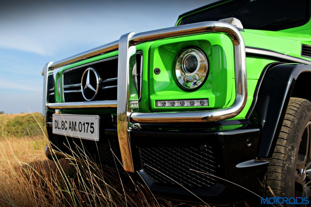 Mercedes AMG G63 Crazy Colour fascia(36)