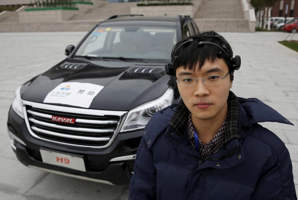 Mind Controlled Car Tianjin (6)