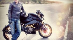 modified bajaj pulsar 200ns from indonesia is worth every single