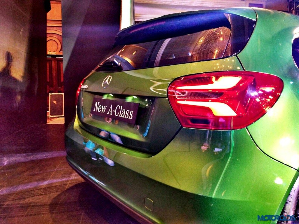 New 2016 Mercedes A Class India launch (11)