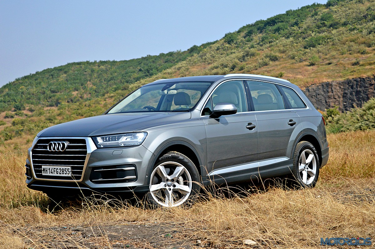 New Delhi Audi Q7 Owned By Supreme Court Lawyer Stolen