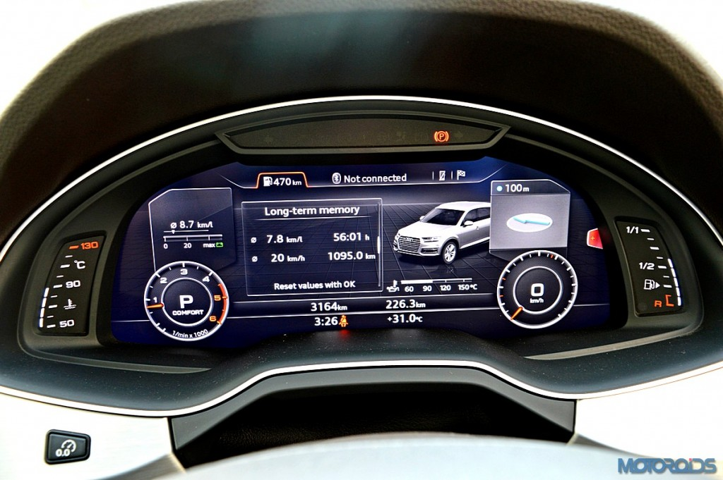 New Audi Q7 Virtual Cockpit (4)