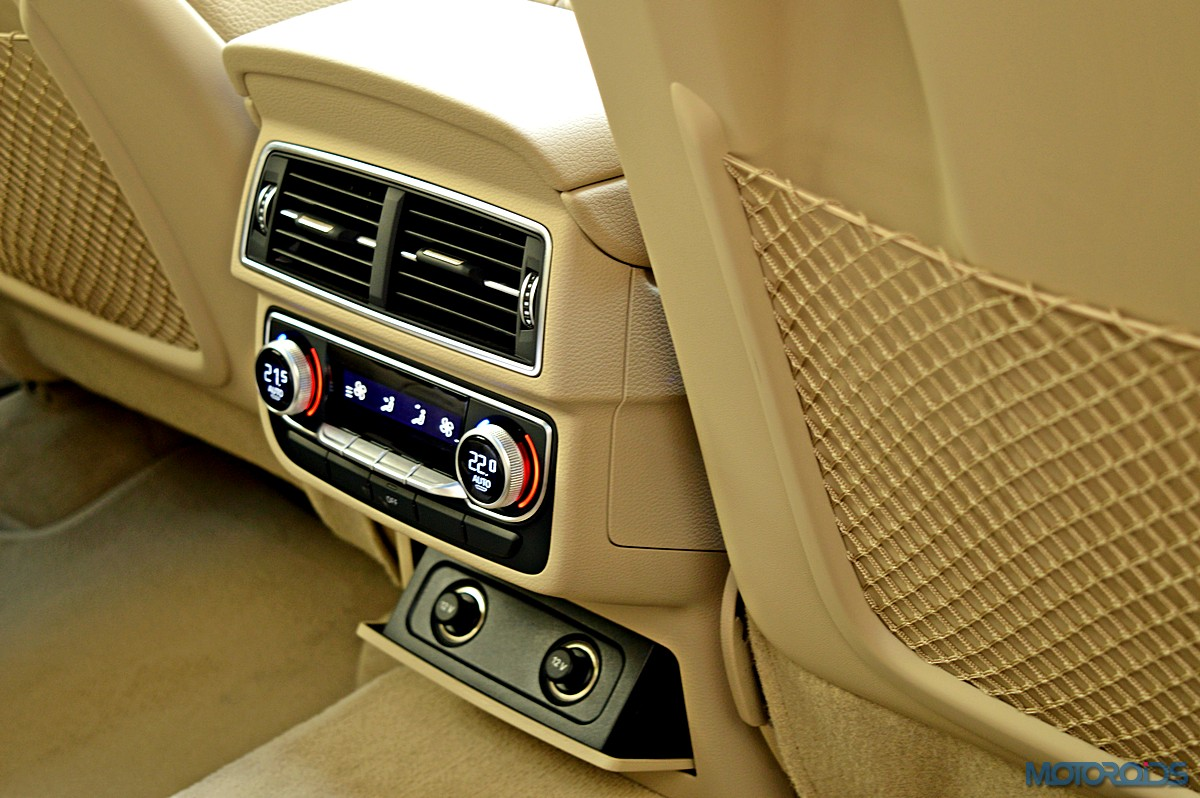 New Audi Q7 second row climate control (1)