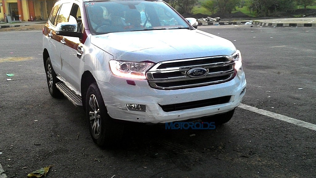 New Ford Endeavour starts reaching dealerships
